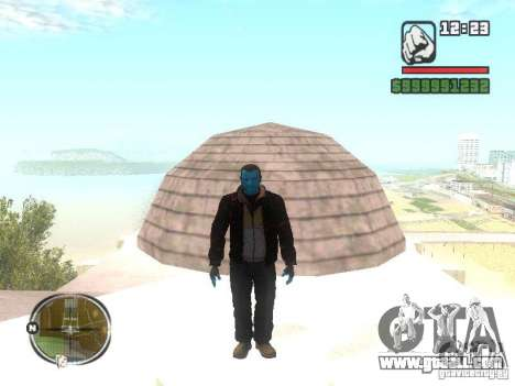 Niko Avatar for GTA San Andreas