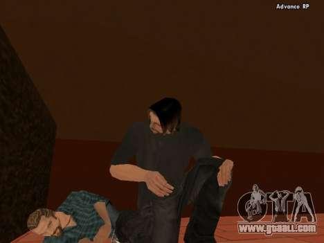 HD Skins STAFF for GTA San Andreas forth screenshot