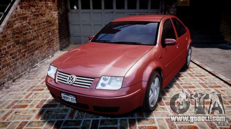 Volkswagen Bora for GTA 4