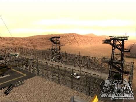 Prison Mod for GTA San Andreas twelth screenshot
