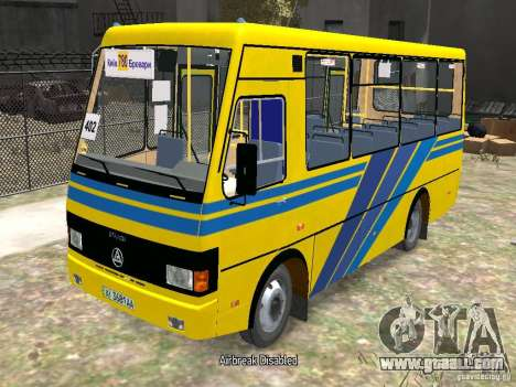 BASES-079.14 Standard for GTA 4