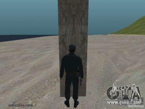 Sergeant PPP for GTA San Andreas sixth screenshot
