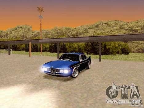 BMW 30 CSL Drift for GTA San Andreas