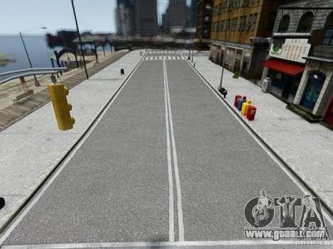 HD Roads 2013 for GTA 4 forth screenshot