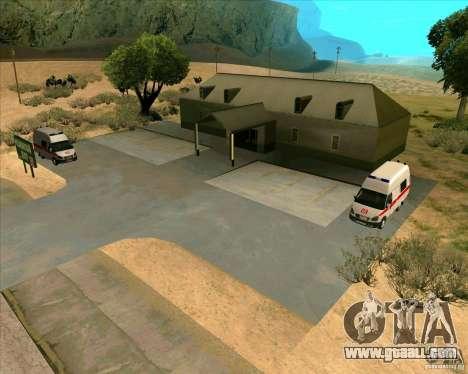 Parked vehicles v2.0 for GTA San Andreas ninth screenshot