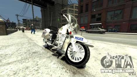 Police Bike for GTA 4