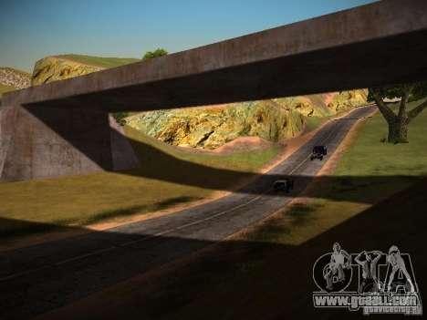 ENBSeries V4 for GTA San Andreas sixth screenshot