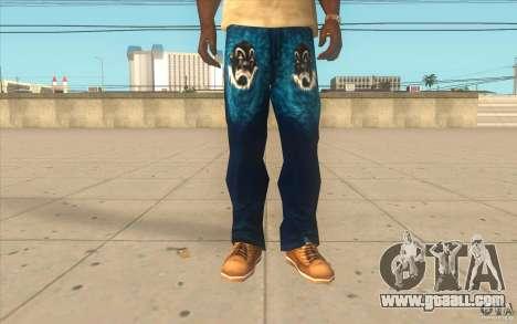 Remix-Evisu-Joker-Burberry Hose for GTA San Andreas