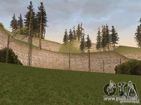 Contact network for GTA San Andreas fifth screenshot