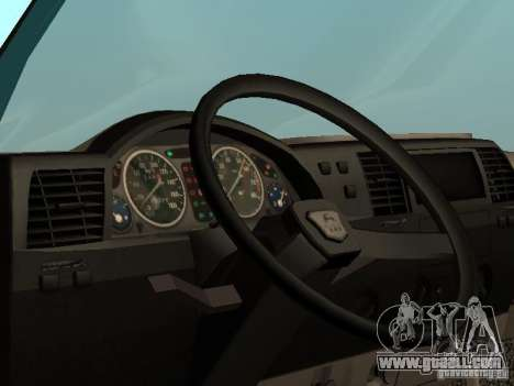 GAZ 33021 for GTA San Andreas right view