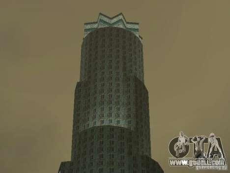 New textures skyscrapers LS for GTA San Andreas sixth screenshot