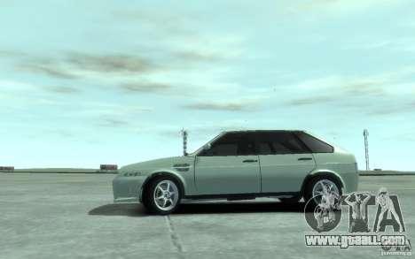 VAZ-2109i Sport for GTA 4 right view