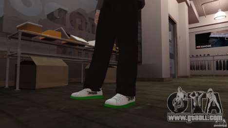 Lacoste runners for GTA 4