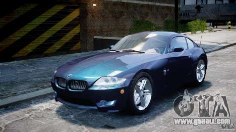 BMW Z4 V3.0 Tunable for GTA 4