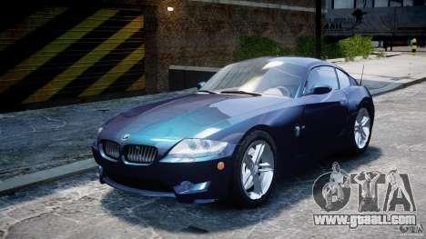 BMW Z4 V3.0 Tunable for GTA 4
