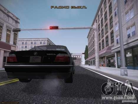 LiberrtySun Graphics ENB v3.0 for GTA San Andreas ninth screenshot