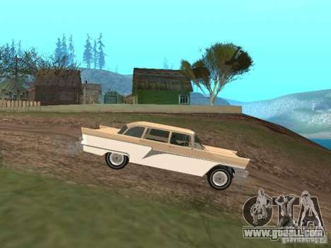 GAS 13 for GTA San Andreas left view