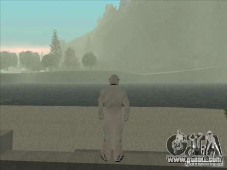 Stig for GTA San Andreas second screenshot
