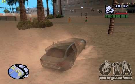 ENBSeries by VadimSpiridonov for GTA San Andreas seventh screenshot