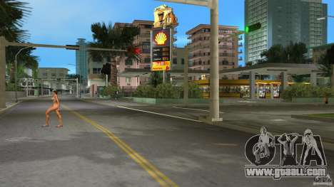 Shell Station for GTA Vice City second screenshot