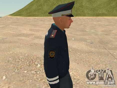 Major DPS for GTA San Andreas sixth screenshot