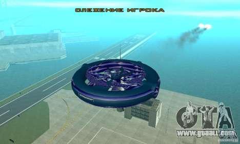 Chuckup for GTA San Andreas side view