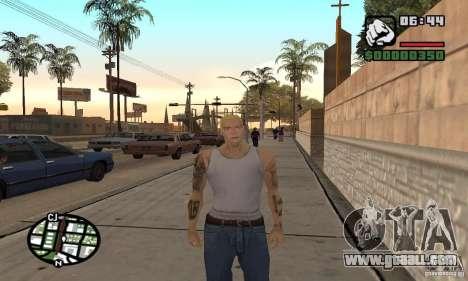 Eminem for GTA San Andreas