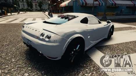 Ascari KZ1 v1.0 for GTA 4 left view