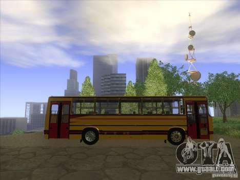 Ikarus 260 32P for GTA San Andreas upper view