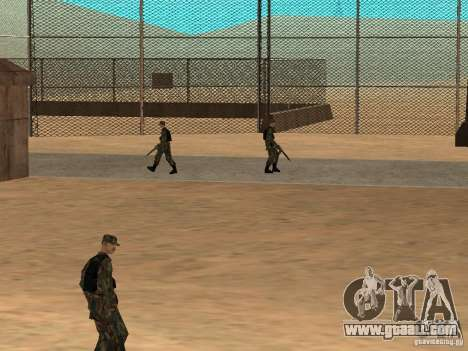 Lively area 69 for GTA San Andreas sixth screenshot