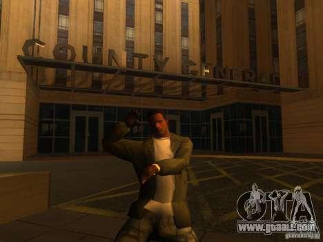 Gangam Style for GTA San Andreas forth screenshot