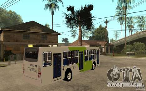 Caio Induscar Mondego Transantiago for GTA San Andreas right view