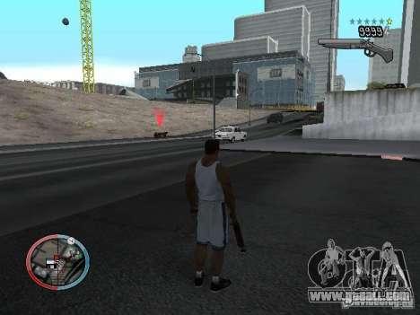 SUPER BIKE MOD for GTA San Andreas third screenshot