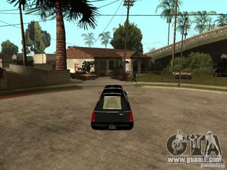 Cadillac DTS 2008 for GTA San Andreas back left view