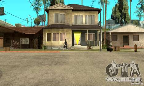 GTA SA Enterable Buildings Mod for GTA San Andreas tenth screenshot