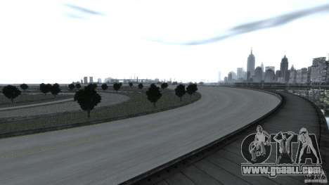 Dakota Track for GTA 4 second screenshot