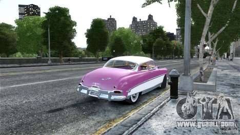 Hudson Hornet Coupe 1952 for GTA 4 right view