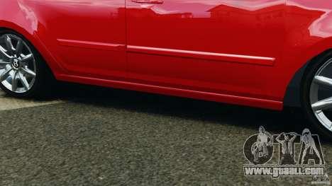 Chevrolet Agile for GTA 4 upper view