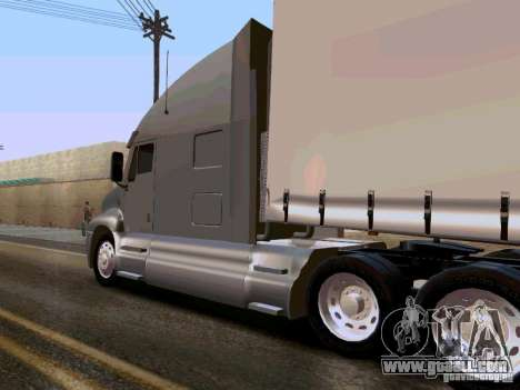 Kenworth T2000 v.2 for GTA San Andreas back left view
