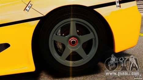 Ferrari F50 GT 1996 for GTA 4 side view