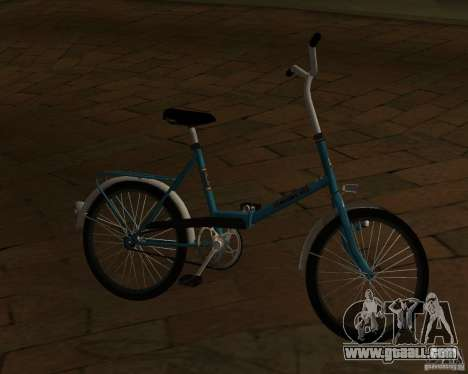 Romet Wigry 3 for GTA San Andreas right view