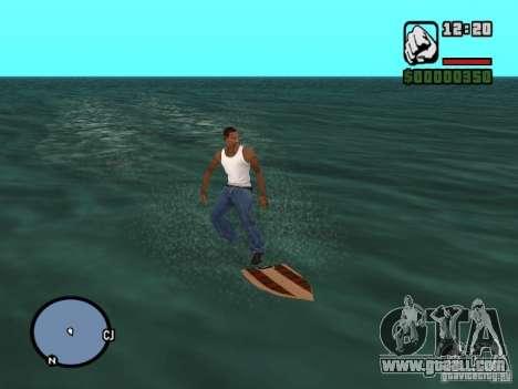 Cerf for GTA San Andreas second screenshot