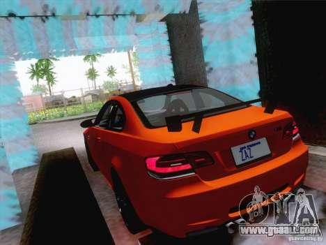 Functional car wash for GTA San Andreas second screenshot
