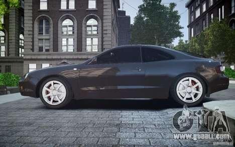 Toyota Celica GT-FOUR for GTA 4 left view