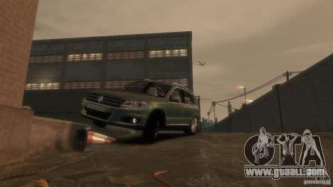Volkswagen Tiguan for GTA 4 left view