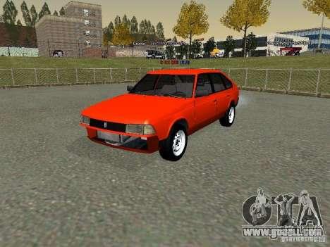 Azlk-2141 45 Svyatogor for GTA San Andreas