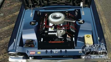 Ford Thunderbird Light Custom 1964-1965 v1.0 for GTA 4 side view