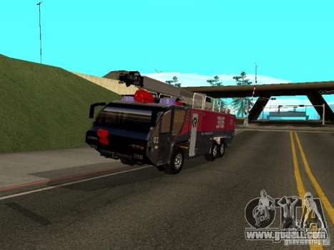 MAN Rosenbauer for GTA San Andreas