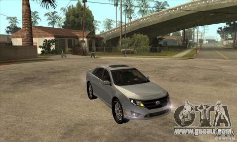 Ford Fusion V6 DUB 2011 for GTA San Andreas