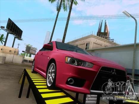 Auto Estokada v1.0 for GTA San Andreas forth screenshot